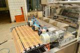 Máquina dos doces da geléia com sistema do servocontrol