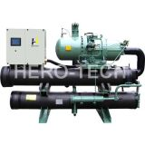 Großräumiger industrieller Kühlsystem-Schrauben-Kühler durch Bitzer Compressor