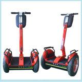 Xinli Escooter, de Zelf In evenwicht brengende Elektrische Autoped van 2 Wiel, de Autoped van het Saldo van de Weg van de Stad
