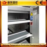 Exaustor montado de Jinlong obturador automático para explorações avícolas/baixo preço da estufa/fábrica