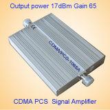 850/1900MHz 2g/3G hoher mobiler Innensignal-Doppelbandverstärker des Dichte-Signal-Verstärker-65dBi CDMA/PCS