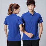 Изготовленный на заказ Unisex рубашки пола Pique