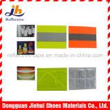 Materiais reflexivos Eco-Friendly para a roupa