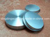 Molybdenum puro Disc per Vacuum Sputtering Target