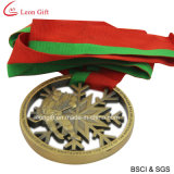 Preiswertes kundenspezifisches SportveranstaltungSports Medaille für Andenken (LM1050)