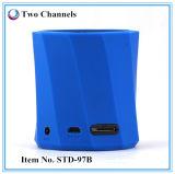 2.1EDR A2DP AVRCP Ultra-Simplemente Estilo 0.5kg 8-10 horas de juego recargable Altavoz Bluetooth inalámbrico (IR-47)