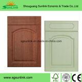 Porte moderne de Module de cuisine de PVC de type américain (personnalisée)