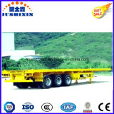 Prijs 3 van China Opleggers van het Bed van de As de Vlakke voor Verschepende Container