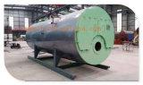 Combustion de four de Wns, chaudière à vapeur diesel de pétrole léger efficace élevé
