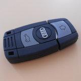 Привод вспышки USB формы автомобиля ключевой
