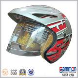 固体開いた表面Motorcrossかオートバイのヘルメット(OP215)