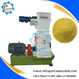 Máquinas del molino de martillo de los granos con el alimentador del impulsor