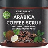 Le café d'arabica de fournisseur d'OEM frottent