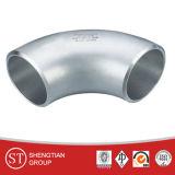 Encaixes de tubulação do aço Sch40 inoxidável