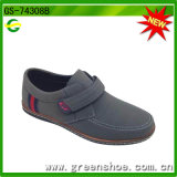 Baby felice Leather Shoes con Velcro