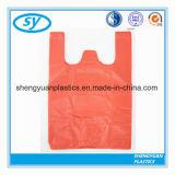 Мешки тенниски HDPE изготовления OEM качества Biodegradable пластичные на изготовлении крена