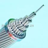 Conductor de aluminio ACSR reforzado acero