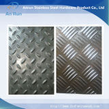 Perforated анти- плита скида для анти- лестниц выскальзования