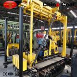 Plataforma de perforación montada carro del receptor de papel de la perforación del agua de la correa eslabonada de China Xyd-130 con el bajo costo para la venta