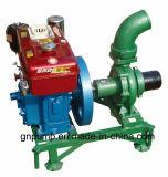 Bomba de agua diesel segura y confiable 4 pulgadas