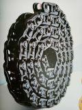 Kobelcoの掘削機の予備品トラックリンクAssmbly
