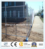Australia Hot Dipped Galvanized Temporary Fence