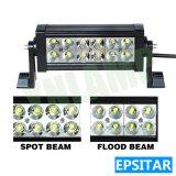 10.5inch 36W 2520lm IP67 Epistar LEDs 자동 LED 표시등 막대