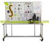 Equipo de entrenamiento educativo de los componentes de las instalaciones frigoríficas del amaestrador eléctrico de los incidentes