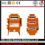 Serie CXJ-60-1 en seco Permanente separador de tambor magnético para Abrasivos