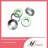 Forte magnete sinterizzato permanente di NdFeB del boro del ferro del neodimio dell'anello della terra rara N35