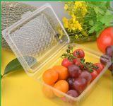 Bandeja plástica do alimento Frozen que empacota para carne Frozen da galinha