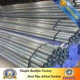 48.3*3.2mm Baugerüst galvanisiertes Stahlrohr