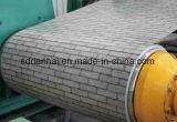 Plaque d'impression en acier enduite de couleur de couleur de qualité PPGI