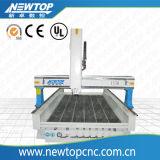CNC 가구 나무 /Acrylic W1530를 위한 목제 선반 대패 기계