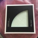 8mm Dreieck-Form-Dusche-Wand-Ecken-ausgeglichenes Glas mit Polierrändern