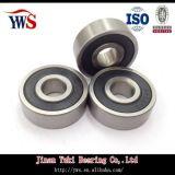 Cuscinetto a sfere profondo materiale della scanalatura dell'acciaio inossidabile Ss628RS