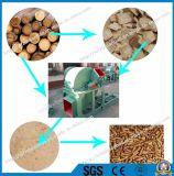 Pó do desperdício da filial do registro que faz a máquina/triturador de madeira pequeno do moedor/filial