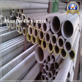 Пробка нержавеющей стали ASTM 317L сваренная трубой