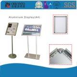 Porte-affiche Support en aluminium