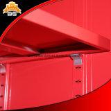 2 [سوينغ دوور] 4 [أدجوستبل شلف] فولاذ تخزين خزانة