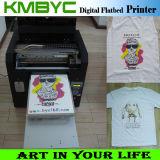 Impresora del DTG de la camiseta/del paño/de la materia textil de Byc168 Digitaces (camiseta de A3-Dark&Light)