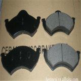 Peça de automóvel traseira da almofada de ruptura dos discos cerâmicos da almofada de freio do carro para Alfa Romeo 7 736 227 5