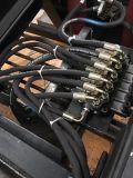 Шланг En856 4sh и En856 4sp высокого давления резиновый
