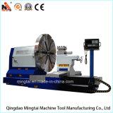 Torno horizontal del CNC de la alta calidad para el propulsor de torneado del astillero (CK64200)