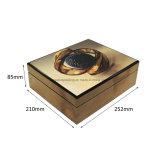 De aangepaste Doos van het Horloge van de Luxe Houten