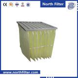 De eerste Synthetische Filter van de Zak van de Vezel voor de Reiniging van de Lucht