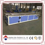 WPC hölzerne Plastikvorstand-Geräten-Extruder-Maschine