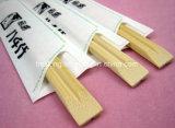 Los 24cm palillos de encargo al por mayor de la aduana de los palillos de bambú de Tensoge