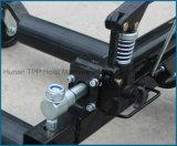Le positionnement hydraulique de véhicule vont chariot de roue de véhicule de Jack