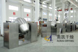 Doppelte Kegel-Vakuumtrocknende Maschine mit Glasfutter